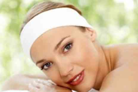 Oasis Beauty Salon - Facial and Choice of Massage With BABOR Eye Treatment - Save 75%