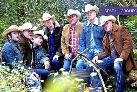The Forest Hills - Los Pacaminos featuring Paul Young, General Admission Ticket on 17 December - Save 38%