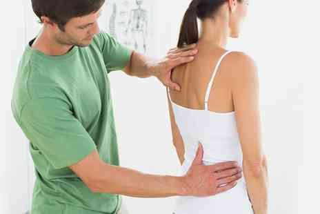 The Pain Relief Centre - Posture Alignment Consultation with Exercise Plan - Save 0%