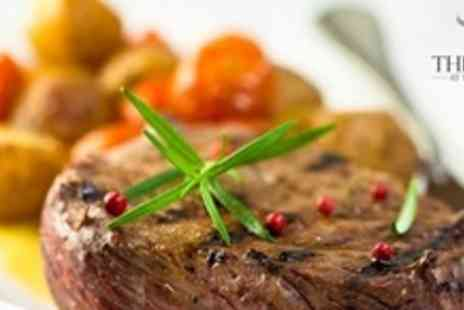 The Bull at Towcester - La Carte Meal Including Steak Option For Four - Save 64%