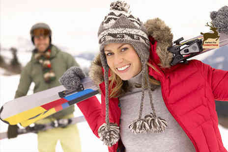 Ski Newmilns - Half day snowboarding or skiing beginner day course - Save 57%