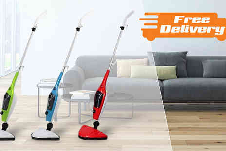 Home Decor Online - 10 in 1 Steam Mop with Free Delivery - Save 0%