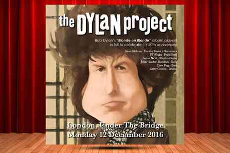 AGMP - The Dylan Project Plays Blonde on 12 December - Save 25%