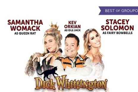 ATG Tickets - Dick Whittington Pantomime Entry on 3 to 13 January - Save 37%