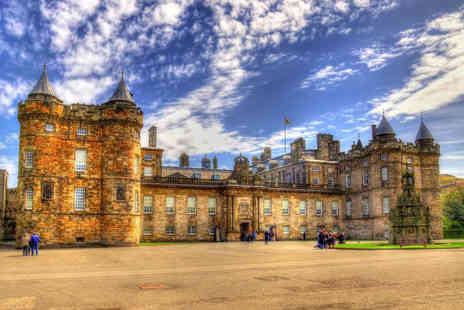 Holiday Search 247 - Overnight Edinburgh stay with two day Royal Edinburgh Ticket - Save 59%