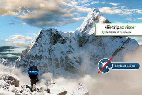 Himalayan Scenery Treks & Expedition - 14 day trip to Nepal with Everest Base Camp trek - Save 58%