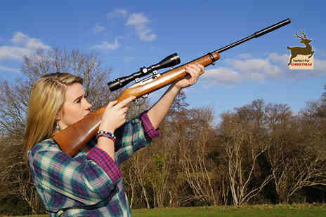 Unlimited Events - One hour air rifle experience or archery experience or both - Save 55%