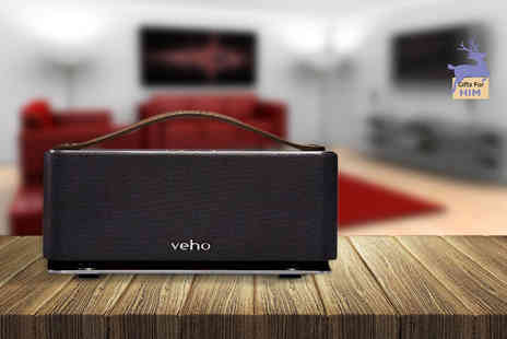 Deals Direct - Veho 360 M6 mode retro wireless Bluetooth speaker - Save 38%