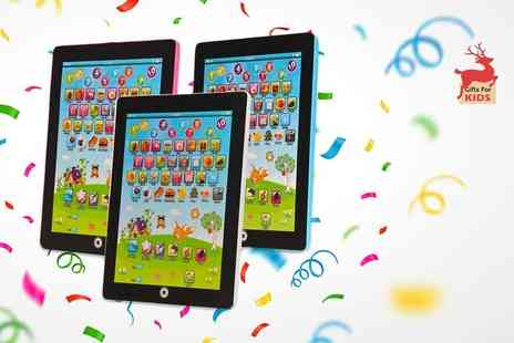 Zoozio - Y Pad toddlers tablet toy - Save 70%
