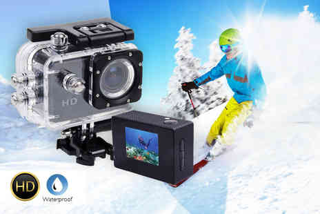 TLD Marketing - HD action cam - Save 82%