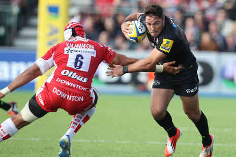 Saracens - Childs or adult ticket to see Saracens vs. Harlequins - Save 0%