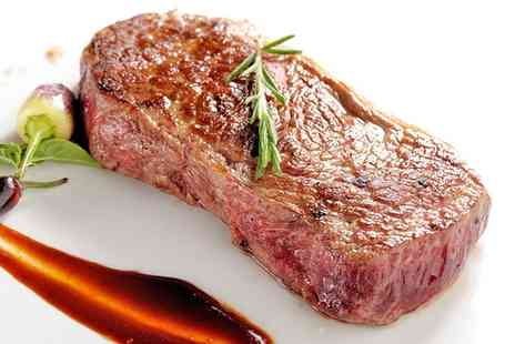 Solo Kitchen - Steak or Sea Bass Meal for Two or Four - Save 49%