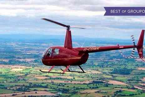 Heli Air - Sightseeing Helicopter Flight - Save 0%