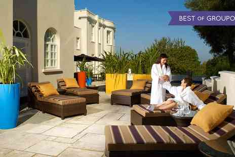 The Mount Somerset Hotel - Choice of 55 Minute Spa Treatment - Save 20%