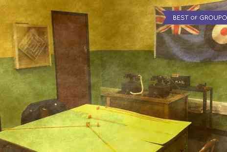 Operation Escape - Escape Room for Up to Six People - Save 57%