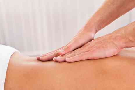 Salon X - One Hour Full Body or Hot Stone Massage - Save 55%
