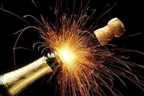 The Churchillian - New Years Eve Party with a Drink, Buffet and Entertainment - Save 0%