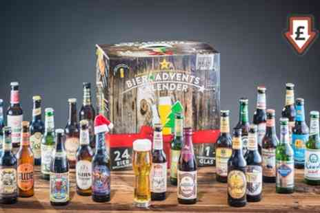 Kalea Germany - Beer Advent Calendar with 24 Beers With Free Delivery - Save 0%