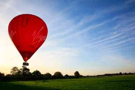 Virgin Balloon Flights - Virgin National Balloon Flight Valid At Over 100 Locations - Save 50%
