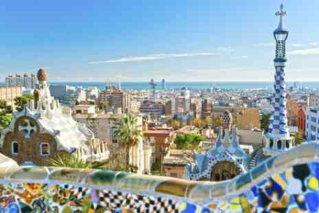 Crystal Travel - Two, Three or Four Nights Stay at 4 Star Senator Barcelona with London, Manchester, Liverpool or Bristol Flights and Spa - Save 0%