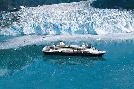 MS Volendam Alaska Cruise - Three nights Stay in a Standard Room at Georgian Court Hotel in Vancouver - Save 32%