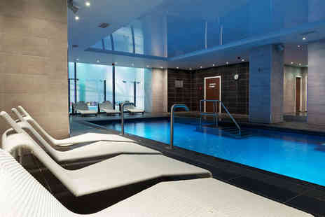 The Club and Spa - Spa package for one include full use of the facilities, two treatments and lunch - Save 41%