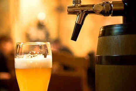 Activity Superstore - Brewery tour for two people in a choice of four locations - Save 26%