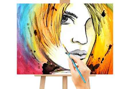 Dynamic E Course - Learn to Paint Online Course - Save 95%