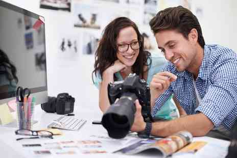 Live Photo Academy - Introduction or Diploma Online Courses for Photoshop or Lightroom - Save 95%