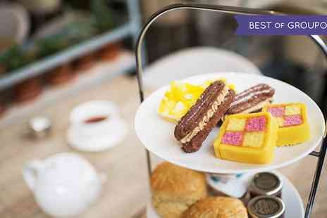 Wyevale Garden Centres - Seasonal Afternoon Tea for Two or Four - Save 38%