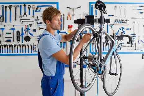 The Bike Shop - Standard or Platinum Service for One or Two Bikes - Save 50%