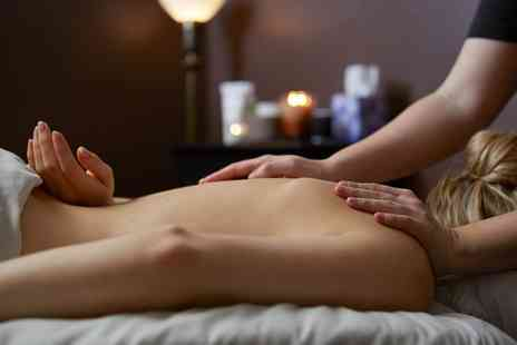 One Stop Beauty - Full Body Swedish Massage with Optional Mini Cleansing Facial - Save 0%