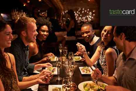 Taste Marketing - 12 Month tastecard Membership - Save 57%