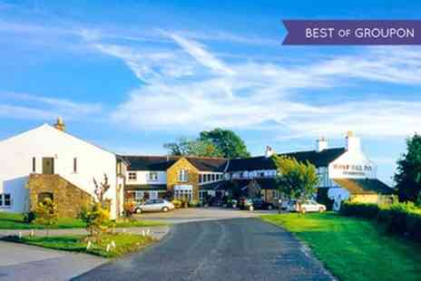 The Whoop Hall - One or Two Nights Stay for Two with Breakfast and Optional Dinner, Cream Tea and Prosecco - Save 37%