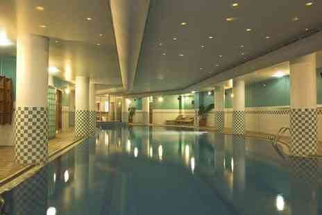 Hilton Nottingham Hotel - Afternoon tea for two including leisure access - Save 0%