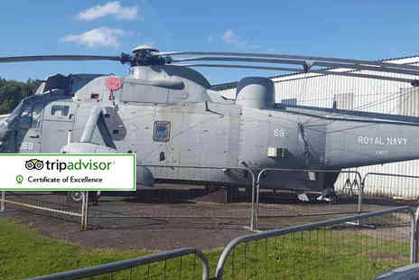 South Yorkshire Aircraft Museum - Entry for two to the South Yorkshire Aircraft Museum - Save 50%