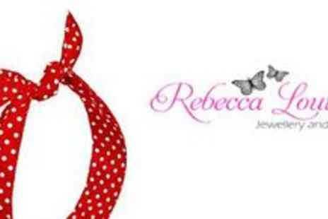 Rebecca Louise - 3 Retro Style Head Scarves - Save 58%