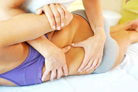 Holistic Healthcare Clinics - Osteopatic package including a full consultation and two treatments - Save 82%