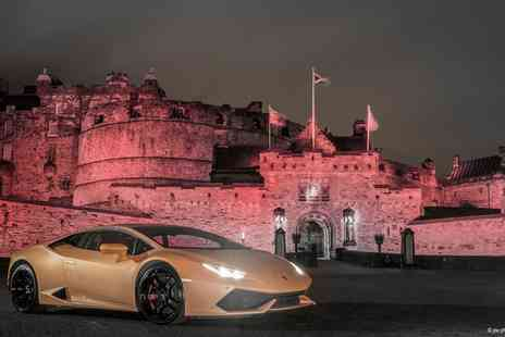 Performance Portfolio South East - Nissan GTR R35 and Lamborghini Huracan Driving Experience - Save 0%