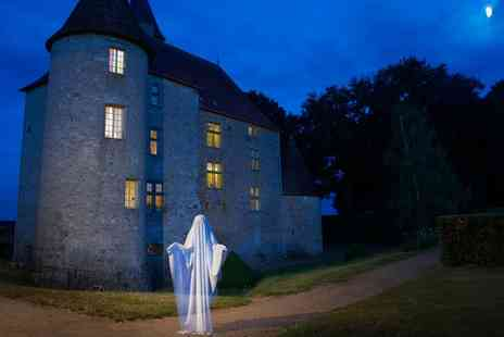 Llancaiach Fawr Manor - Ghost Tour for One or Two - Save 44%