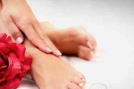 Re Vitability - 90 Minute Foot Treatment Including Reflexology Massage and Callus Removal - Save 60%