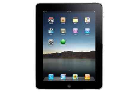 GoldBoxDeals - Refurbished Apple iPad 4 32GB WiFi Plus 4G Cellular Retina Display Black With Free Delivery - Save 0%