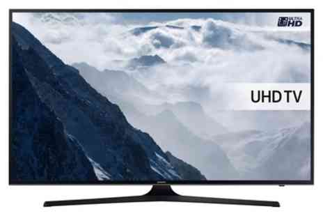 Groupon Goods Global GmbH - Samsung UE55KU6000 55 Inch UHD HDR Smart LED TV With Free Delivery - Save 14%