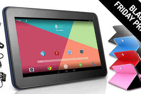 J & Y Ltd - Seven inch SmartPad Tablet Bundle - Save 79%