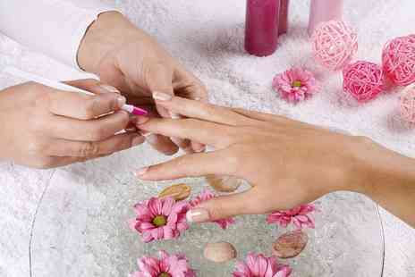 Brasil Hair - Manicure Treatments - Save 44%