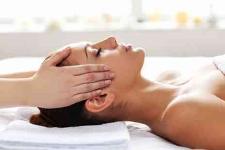 Retreat Therapy - Facial, Massage And Eye Treatment - Save 57%