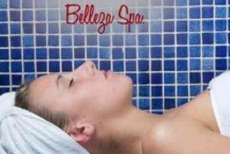 Belleza Spa - Traditional Moroccan Hammam Plus Body Scrub and Exfoliation For Two - Save 68%