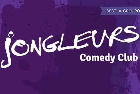 Jongleurs - Jongleurs Christmas Comedy on 26 November To 17 December - Save 40%