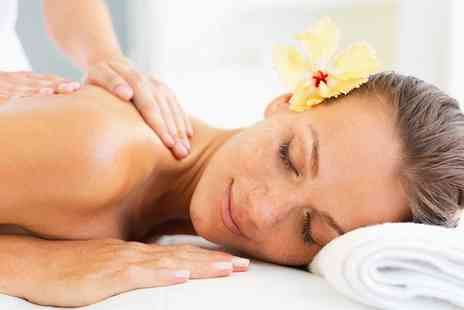 The Thai Spa - One Hour Thai Shoulder and Foot Massage - Save 53%