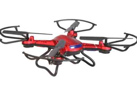 Sama Items - Nibiru XR 1 Camera Equipped Drone Copter With Free Delivery - Save 72%